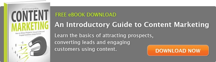Free eBook Download: An Introductory Guide to Content Marketing