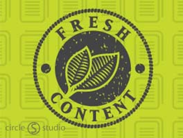 5 Helpful Reminders to Keep Your Content Fresh